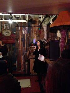 LitCrawl Sam's Tavern